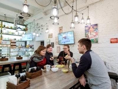 Cafe 'Parovoz'
